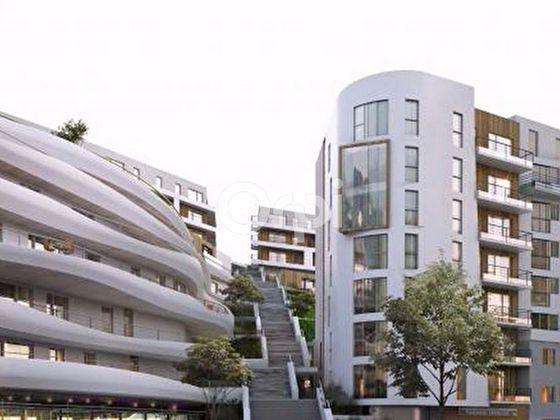 Vente appartement 4 pièces 94,26 m2