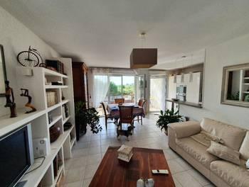 Appartement 3 pièces 75,85 m2