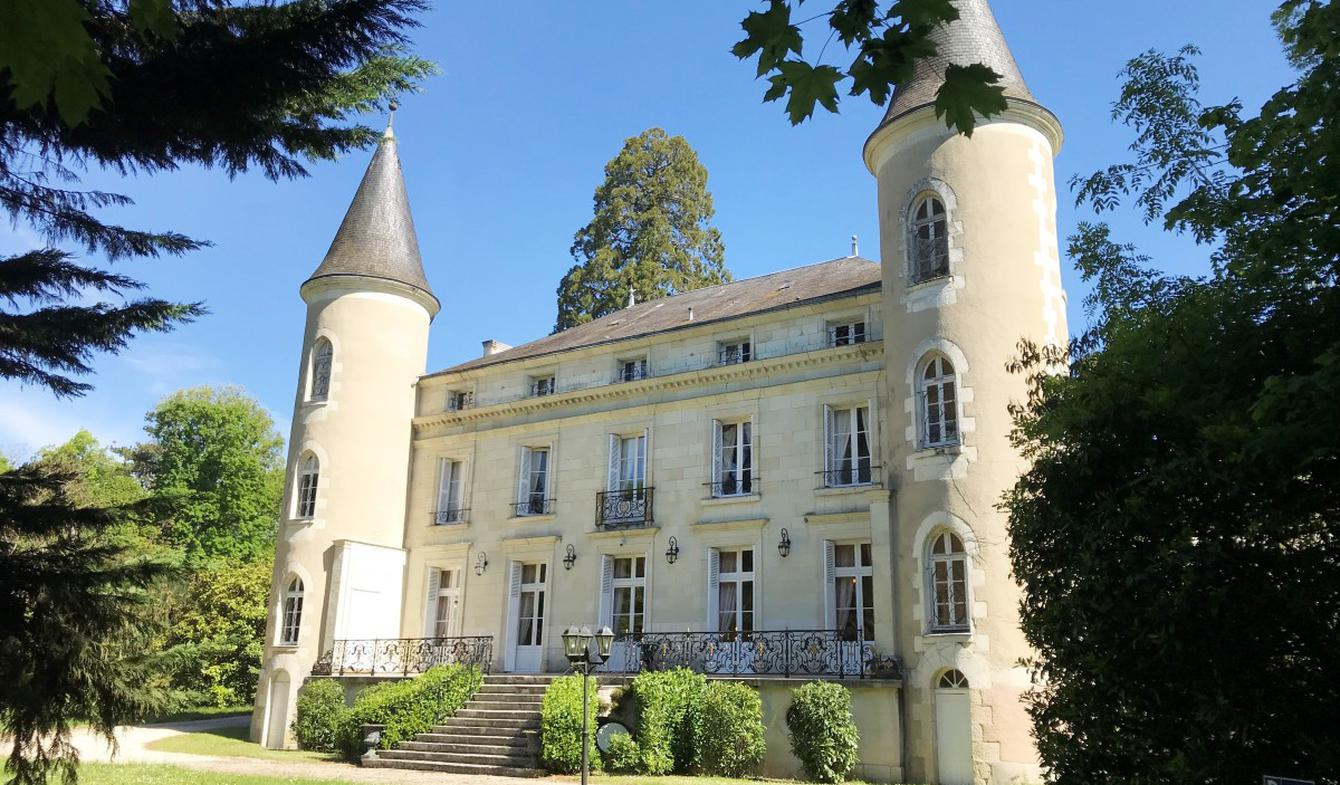 Château Tournon-Saint-Pierre