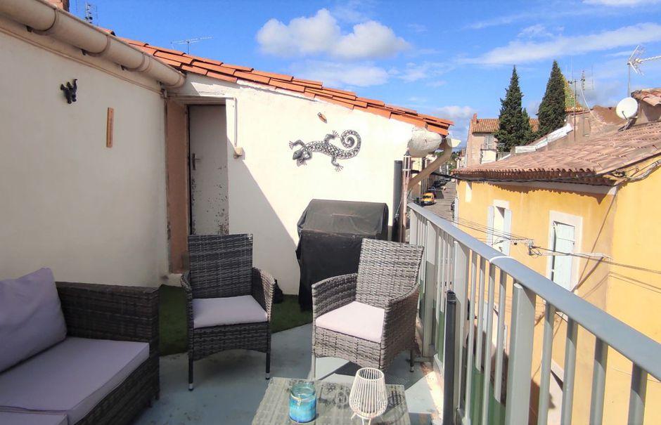 Vente maison 3 pièces 75 m² à Cazouls-lès-Béziers (34370), 139 700 €