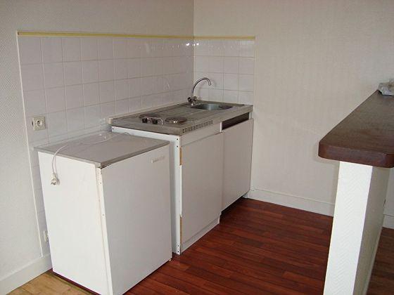 Location studio 24,35 m2