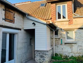 Maison 3 pièces 55,45 m2