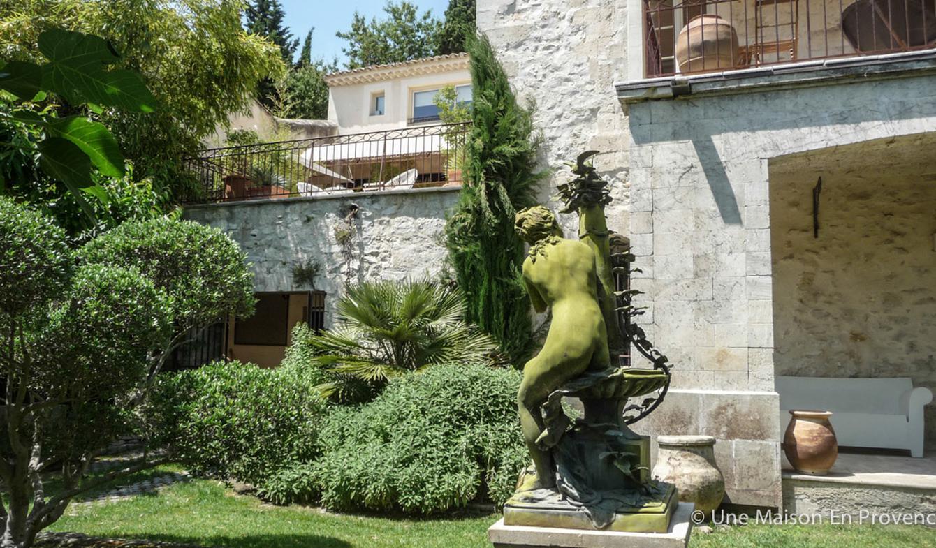 Maison avec jardin et terrasse Villeneuve-les-avignon