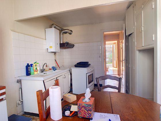 Vente appartement 3 pièces 54,86 m2