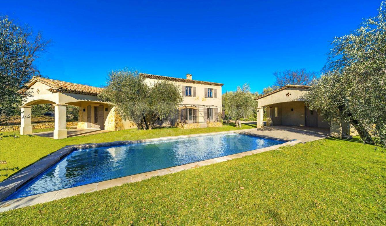 Maison avec piscine Opio