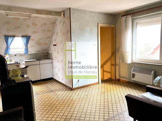 Vente maison 4 pièces 76,34 m2
