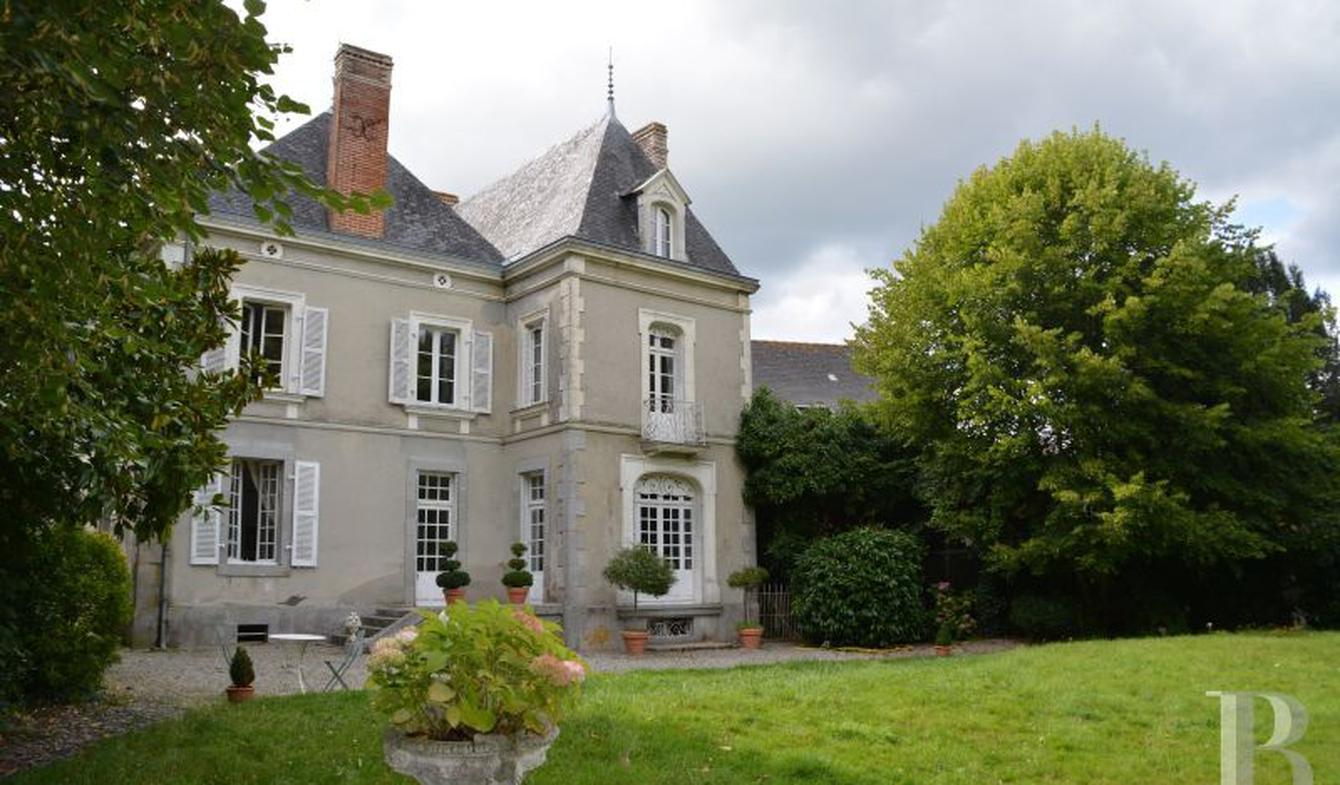 House Argentré-du-Plessis