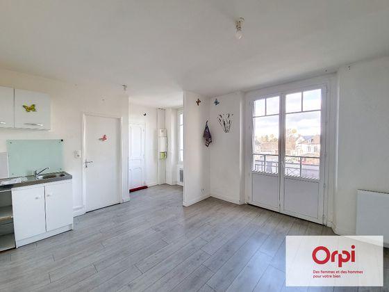 Location appartement 2 pièces 38,63 m2