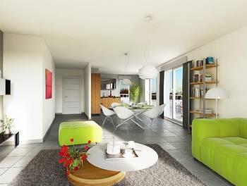 Appartement 4 pièces 85,11 m2