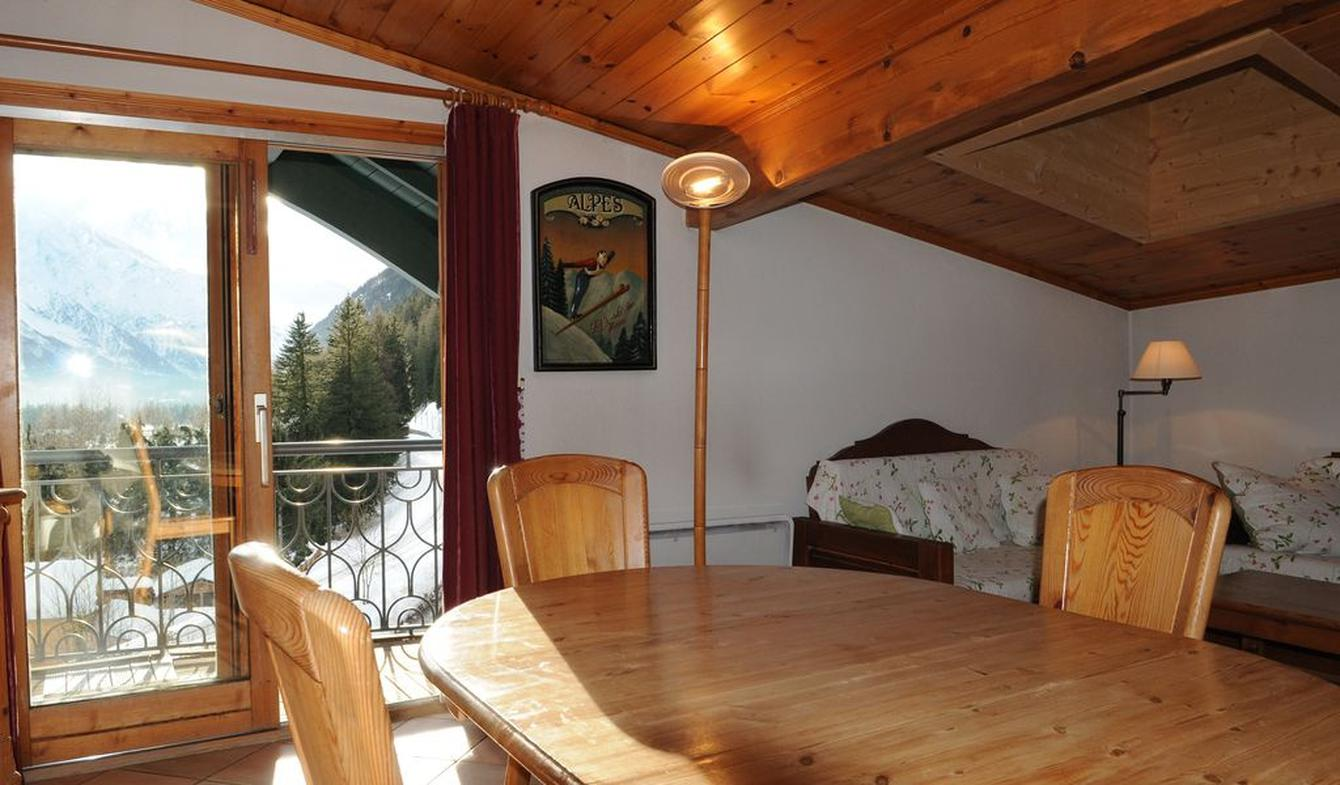 Appartement avec terrasse Chamonix-Mont-Blanc