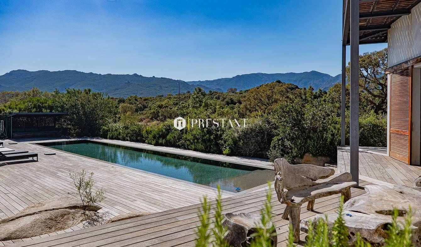 Maison avec piscine et terrasse Porto-Vecchio