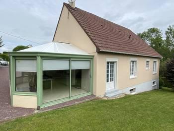 Maison 4 pièces 103,4 m2