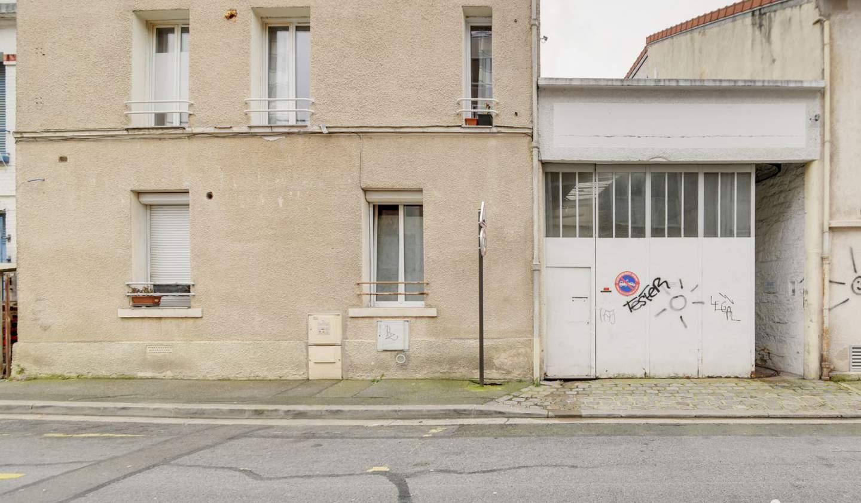 Propriété Ivry-sur-Seine