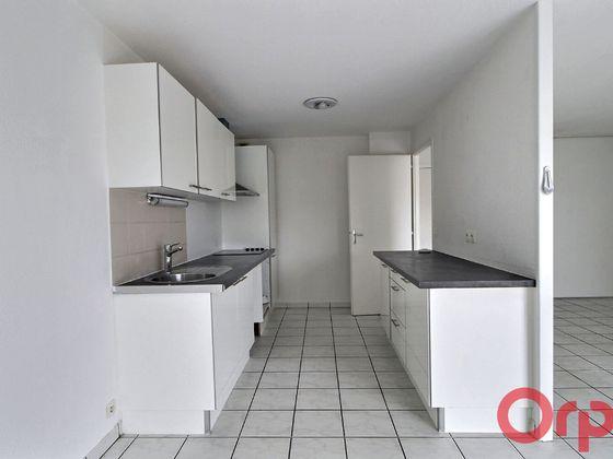 Location appartement 3 pièces 83,02 m2