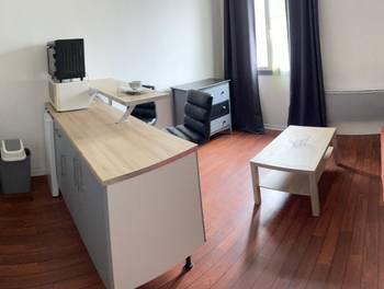 Studio meublé 21,65 m2