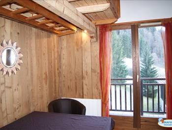 Appartement meublé 2 pièces 24,63 m2