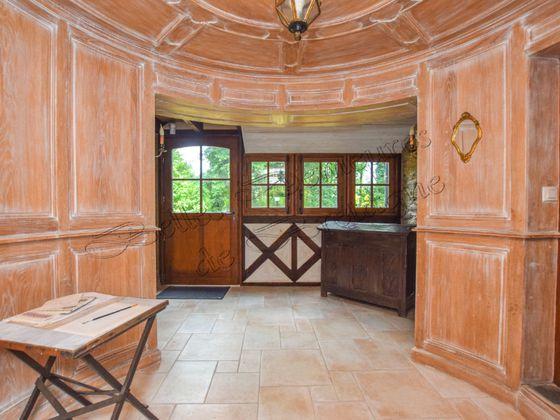 Vente manoir 10 pièces 400 m2
