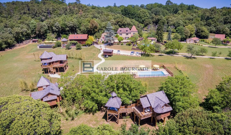 Maison avec piscine Carsac-Aillac