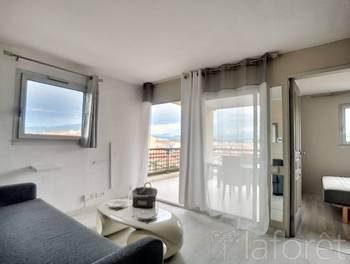 Appartement 3 pièces 32,6 m2