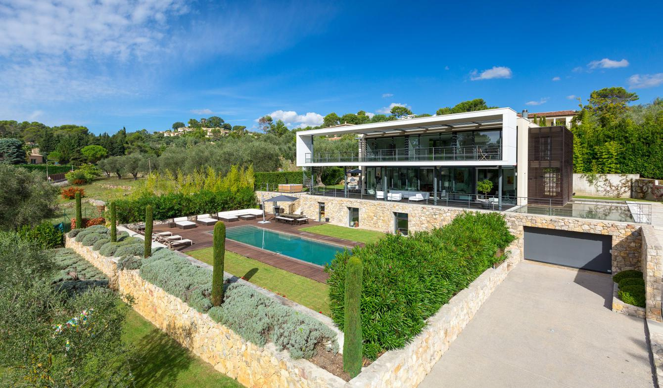 House with pool Mouans-Sartoux