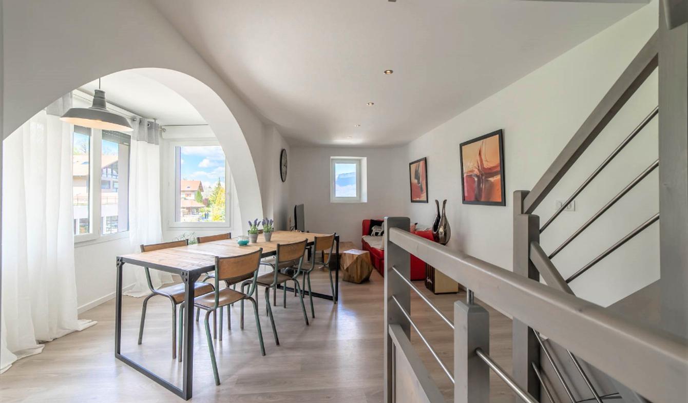 Appartement Saint-Jorioz