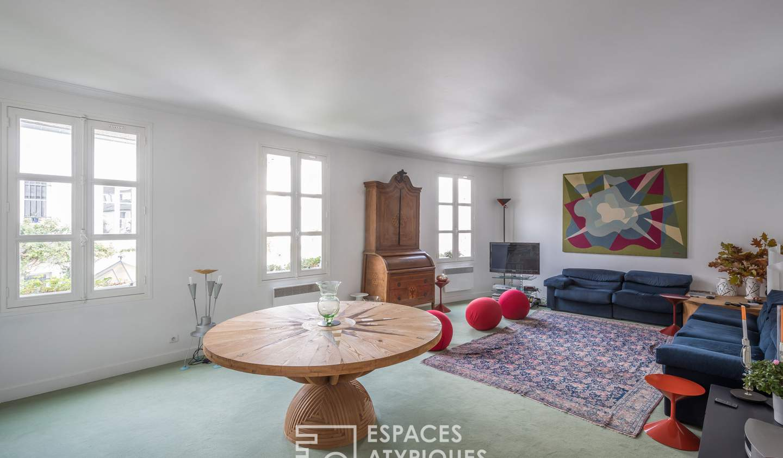 Maison Paris 20ème
