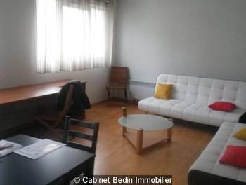 Appartement meublé 2 pièces 44,9 m2