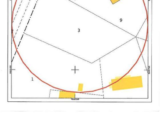 Vente terrain 2024 m2