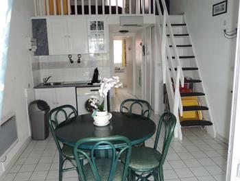 Appartement 3 pièces 46,55 m2
