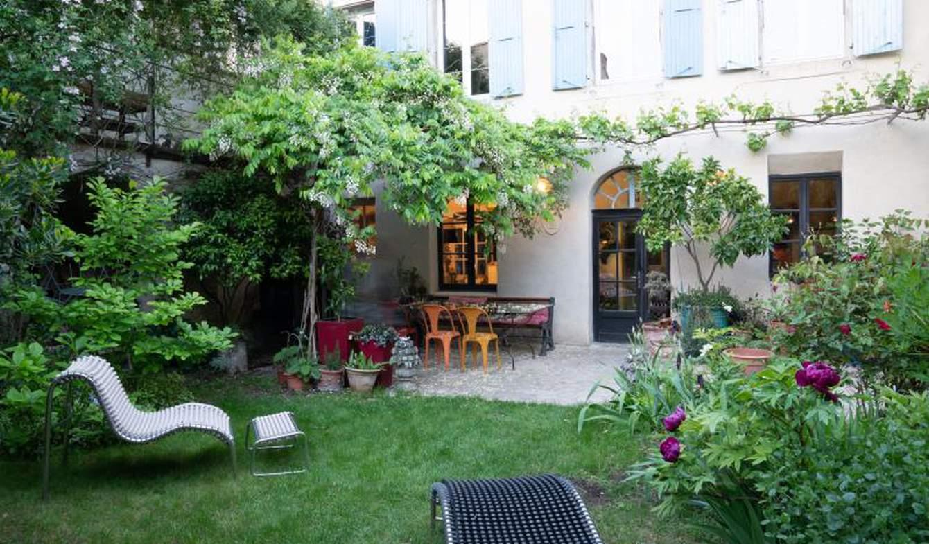 Maison avec terrasse Lagrasse