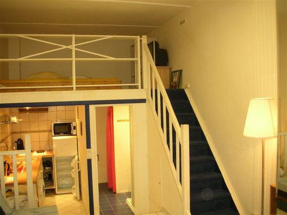 Vente studio 20,89 m2
