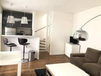 Appartement meublé 2 pièces 50,54 m2