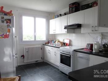 Appartement 4 pièces 78,27 m2