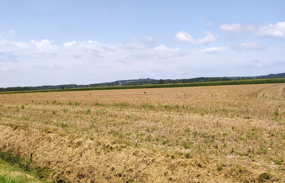 Vente terrain  16730 m² à Maslacq (64300), 202 000 €