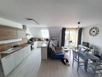 Appartement 3 pièces 61,28 m2