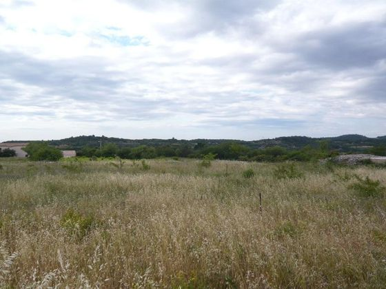Vente terrain 1374 m2