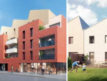 Appartement 4 pièces 96,46 m2