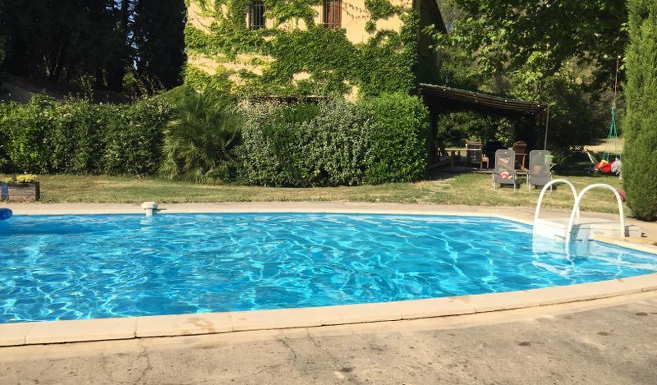 Propriété avec piscine Plan-d'Orgon