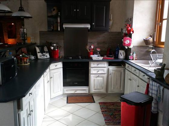 Vente maison 8 pièces 182 m2