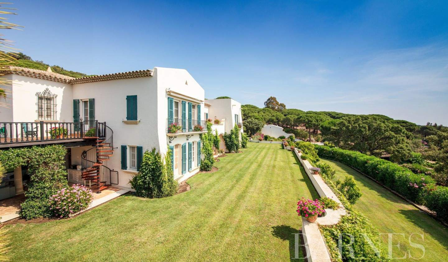 Property with pool Ramatuelle