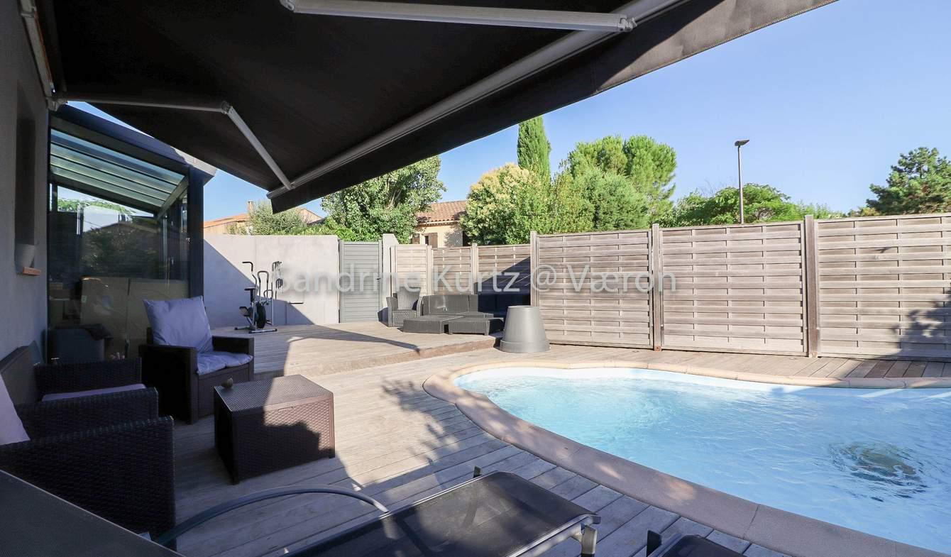 Villa avec piscine Bouc-Bel-Air