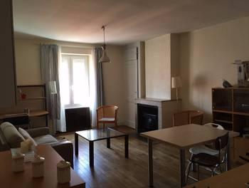 Appartement meublé 2 pièces 40,51 m2