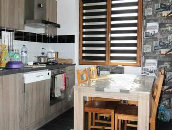 Appartement 3 pièces 52,25 m2