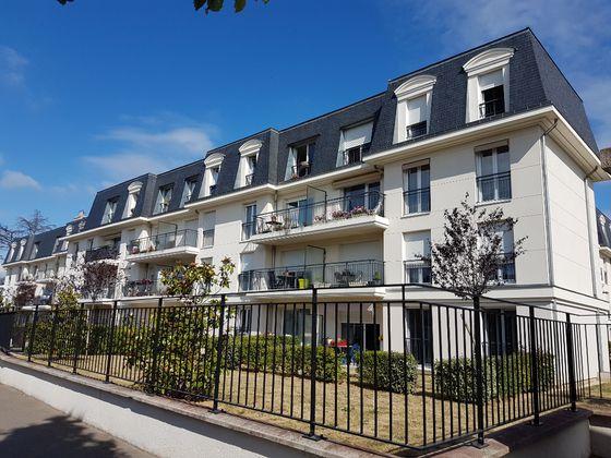 Vente appartement 2 pièces 44,49 m2