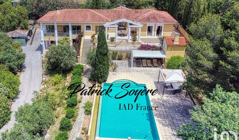 Maison avec piscine et terrasse Rayol-Canadel-sur-Mer