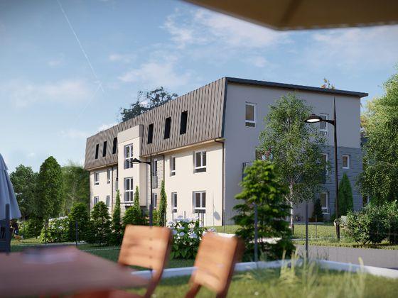 Vente appartement 3 pièces 73,4 m2