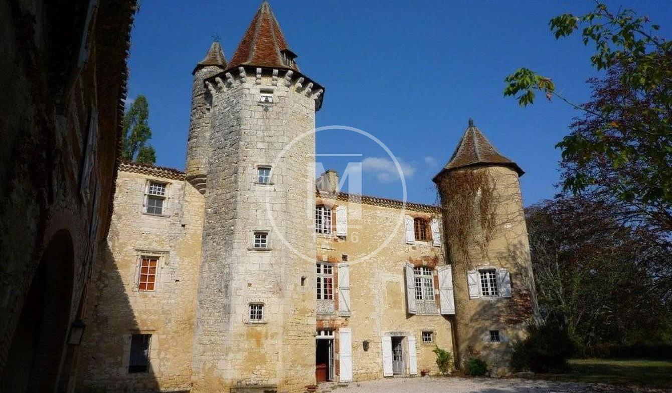 Castle Mauvezin