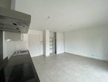 Appartement 2 pièces 40,93 m2