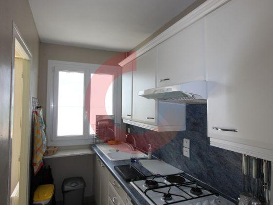 Vente appartement 3 pièces 57,68 m2