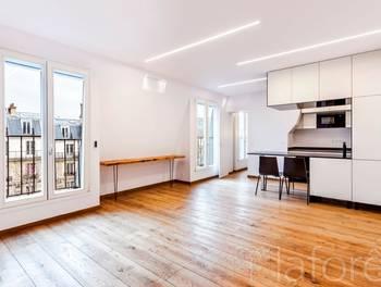 Appartement meublé 3 pièces 60,85 m2